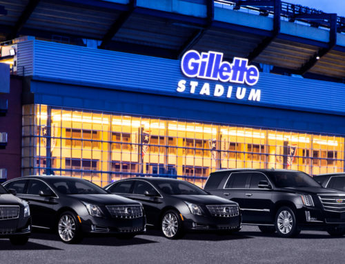What is the best way to go, Logan Airport to Gillette Stadium?